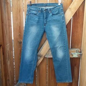 Levi's 505 jeans mens size 32